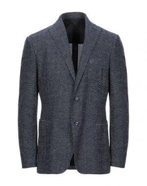 Пиджак 57 T. Цвет: грифельно-синий