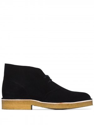 Ботинки дезерты Clarks Originals. Цвет: черный