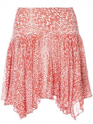 Мини-юбка Alghero CAMILLA AND MARC. Цвет: красный