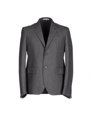 Пиджак CARVEN. Цвет: свинцово-серый