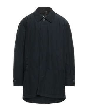 Пальто BOMBOOGIE. Цвет: темно-синий