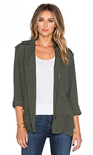 Куртка lana BB Dakota. Цвет: военный стиль