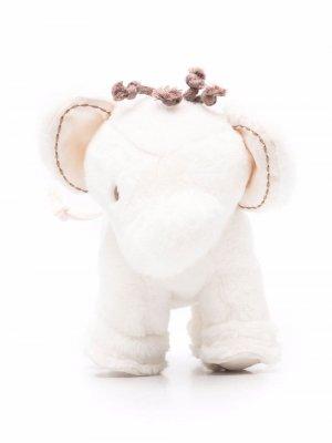 Мягкая игрушка Ferdinand в виде слона Tartine Et Chocolat. Цвет: белый