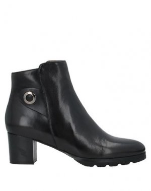 Полусапоги и высокие ботинки CALPIERRE. Цвет: черный