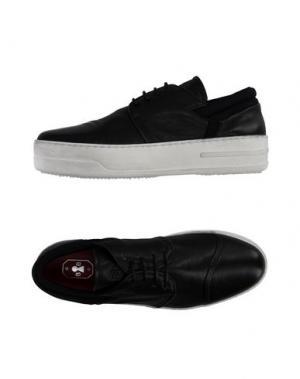 Кеды и кроссовки BRUNO BORDESE. Цвет: черный