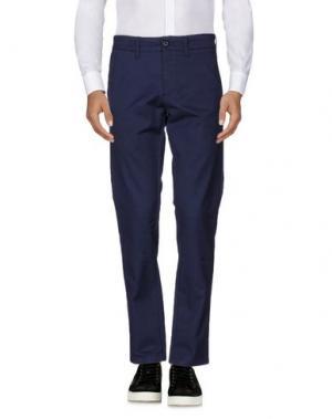Повседневные брюки CARHARTT. Цвет: синий