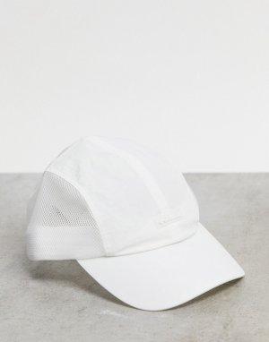 Белая сетчатая кепка Chill Hike-Белый Columbia