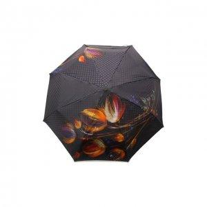 Складной зонт Doppler. Цвет: разноцветный