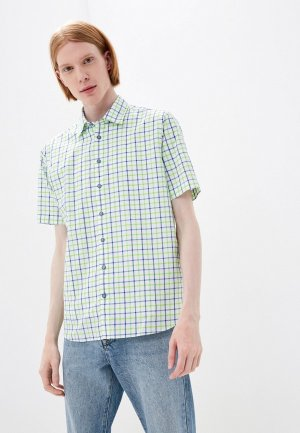 Рубашка Henderson. Цвет: белый