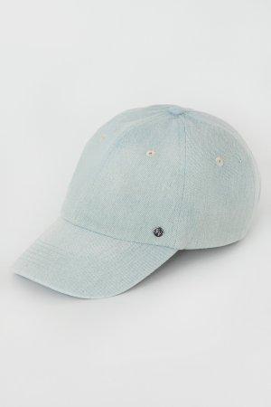 Кепи женское Finn-Flare. Цвет: голубой