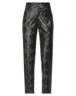 Повседневные брюки ATOS LOMBARDINI. Цвет: зеленый-милитари