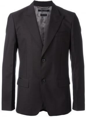 Классический блейзер Marc Jacobs. Цвет: коричневый