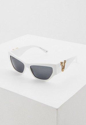 Очки солнцезащитные Versace VE4383 532787. Цвет: белый