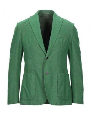Пиджак RODA. Цвет: зеленый