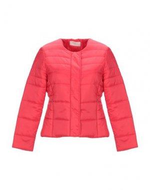 Куртка KAOS JEANS. Цвет: красный