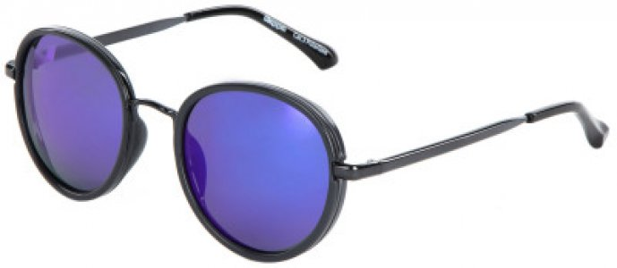 Очки солнцезащитные Kappa. Цвет: синий