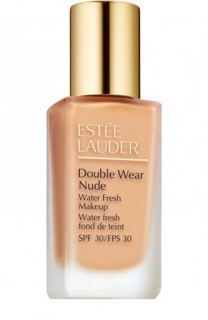 Тональный флюид Double Wear Nude, оттенок 2W1 Dawn Estée Lauder. Цвет: бесцветный