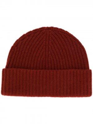 Кашемировая шапка бини Aspesi