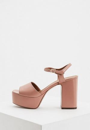 Босоножки LAutre Chose L'Autre. Цвет: розовый