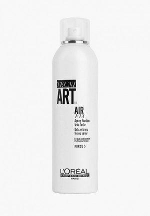 Спрей для укладки LOreal Professionnel L'Oreal Tecni.Art Air Fix моментальной фиксации, 250 мл. Цвет: прозрачный
