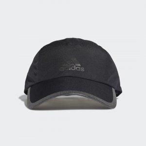 Бейсболка для бега RAIN.RDY Performance adidas. Цвет: черный