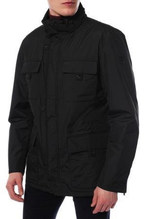 Куртка Cerruti. Цвет: черный