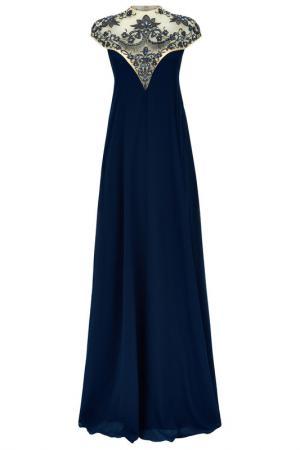 Платье Dynasty. Цвет: navy