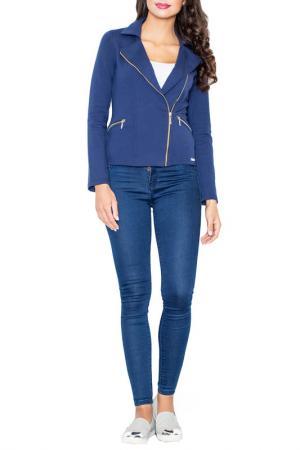 Куртка Figl. Цвет: navy