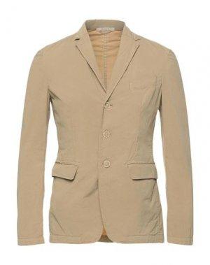 Пиджак SIVIGLIA. Цвет: песочный