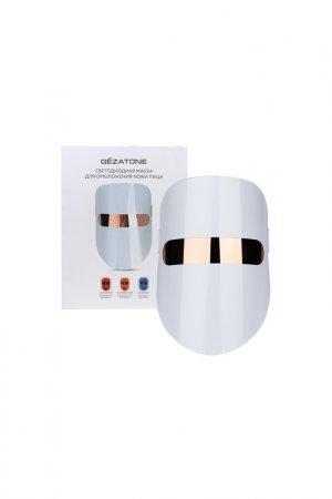 Прибор для ухода за кожей лица Gezatone. Цвет: белый