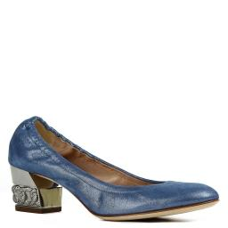 Туфли 1F430D050 синий CASADEI