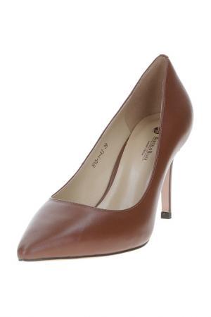 Туфли Barcelo Biagi. Цвет: темно-коричневый