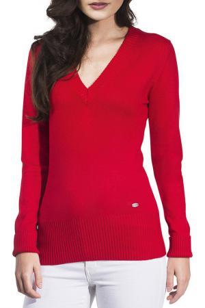 Pullover Vincenzo Boretti. Цвет: red