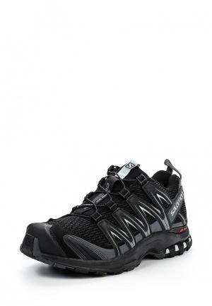 Кроссовки Salomon XA PRO 3D. Цвет: черный
