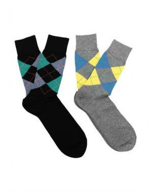 Короткие носки BURLINGTON. Цвет: серый