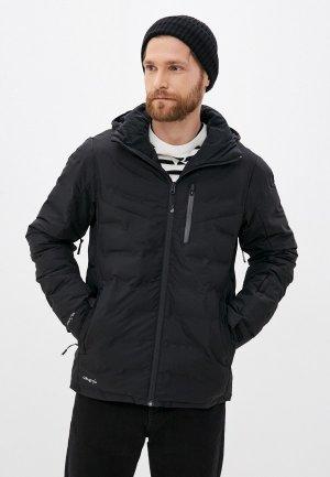 Куртка горнолыжная Brunotti. Цвет: черный