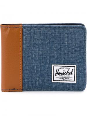 Кошельки и визитницы Herschel Supply Co.. Цвет: синий