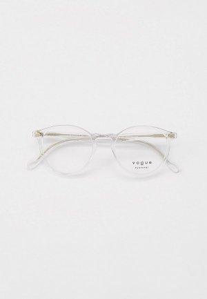 Оправа Vogue® Eyewear VO5367 W745. Цвет: прозрачный