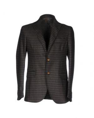 Пиджак LABORATORI ITALIANI. Цвет: темно-зеленый