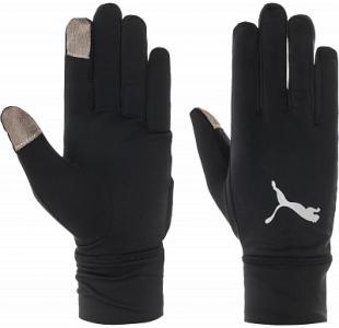 Перчатки Performance, размер 9 Puma. Цвет: черный