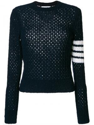 Пуловер с круглым вырезом Thom Browne