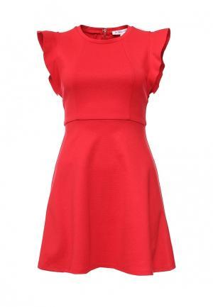 Платье BCBGeneration. Цвет: красный