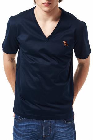 T-shirt Billionaire. Цвет: navy