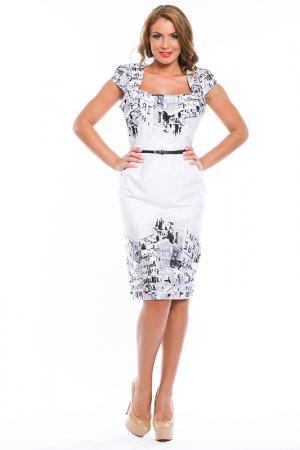 Платье Ines Collezione. Цвет: не указан