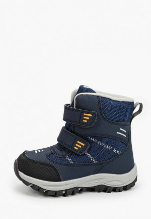 Ботинки Zenden First. Цвет: синий