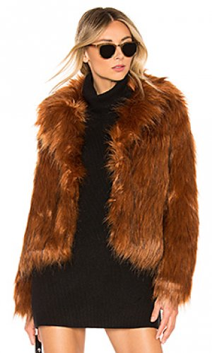 Куртка penny lane BB Dakota. Цвет: коричневый