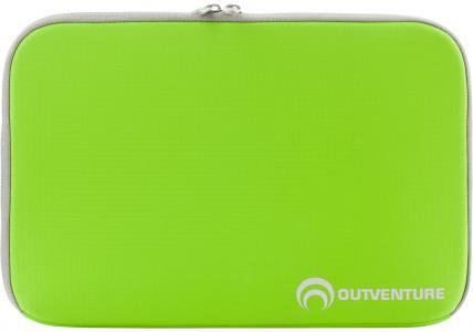 Кейс для ноутбука и планшета 11 Outventure. Цвет: зеленый