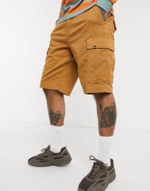 Коричневые шорты карго -Коричневый Element