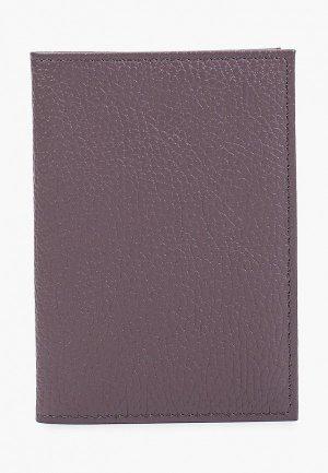 Обложка для паспорта Artio Nardini. Цвет: серый