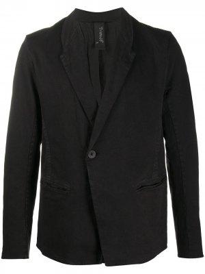 Пиджак свободного кроя Transit. Цвет: черный